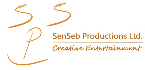 SenSeb Productions Ltd Logo